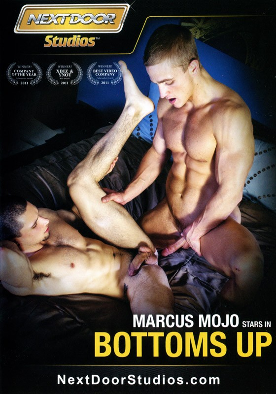 Bottoms Up (NextDoor) DVD - Front