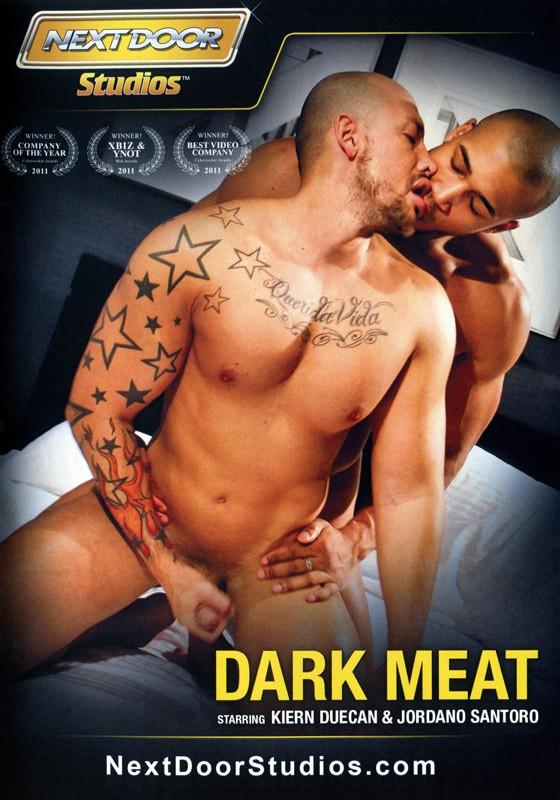 Dark Meat DVD - Front