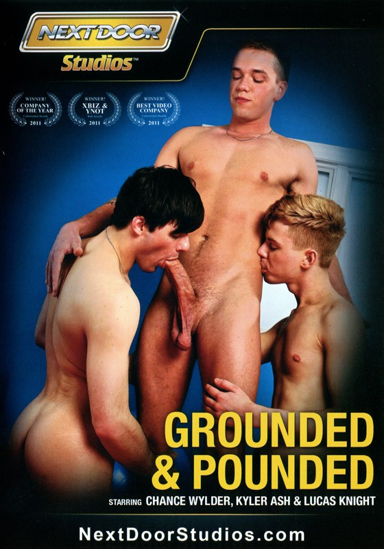 Grounded & Pounded DVD - Front