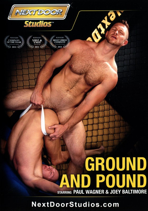 Ground And Pound DVD - Front