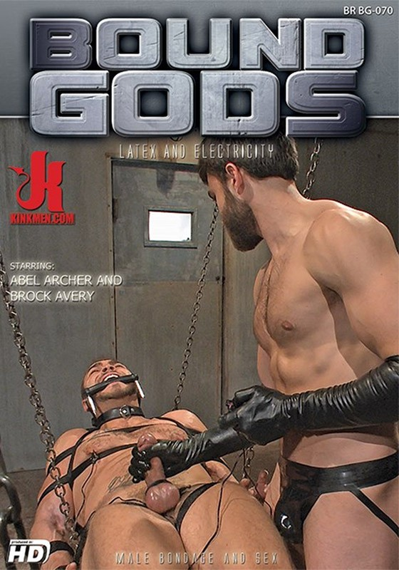 Bound Gods 70 DVD (S) - Front