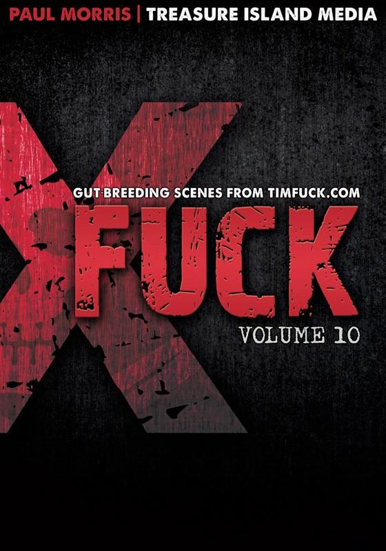 Fuck Volume 10 DVD - Front