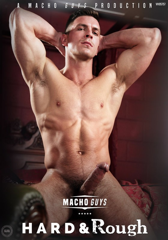 Hard & Rough DVD - Front