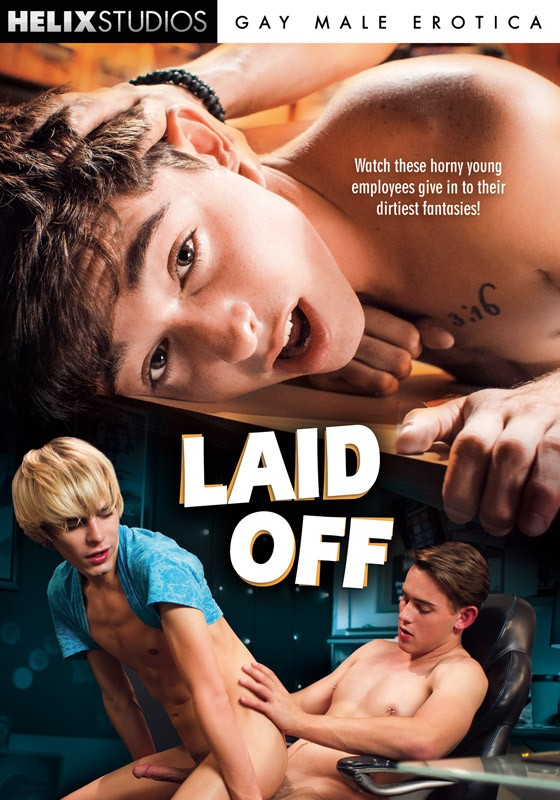 Laid Off DVD - Front