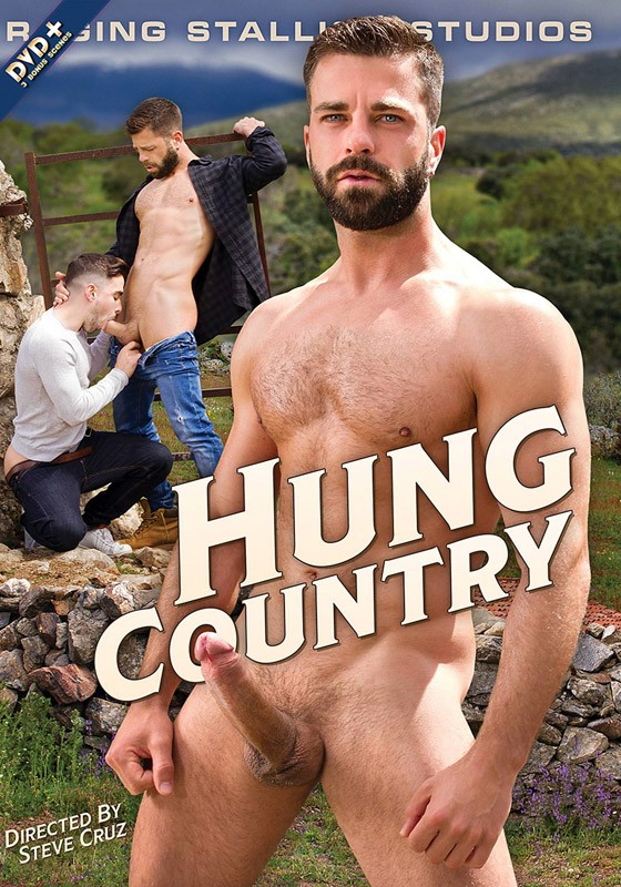 Hung Country DVD - Front