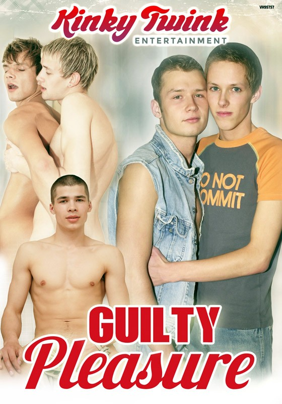 Guilty Pleasure DVD - Front