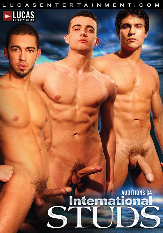 Auditions 34: International Studs DVD - Front