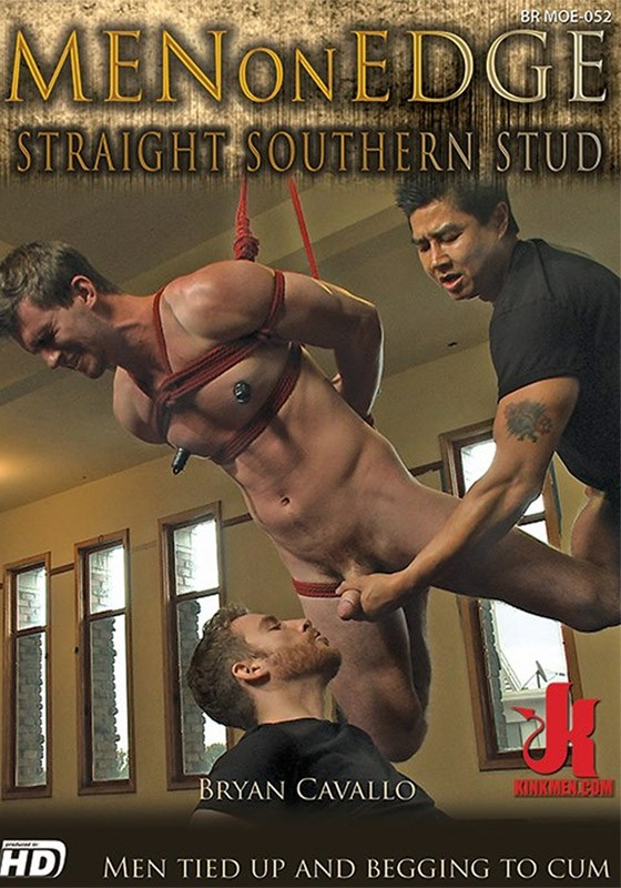 Men on Edge 52 DVD (S) - Front