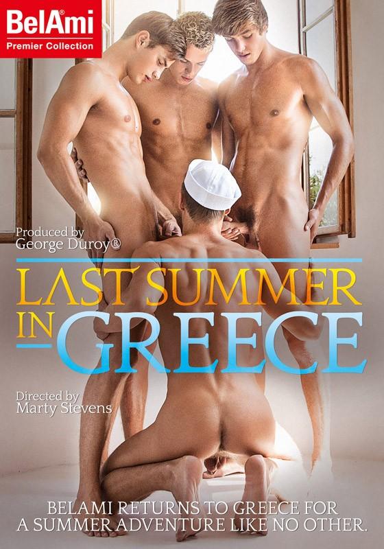 Last Summer In Greece DVD - Front