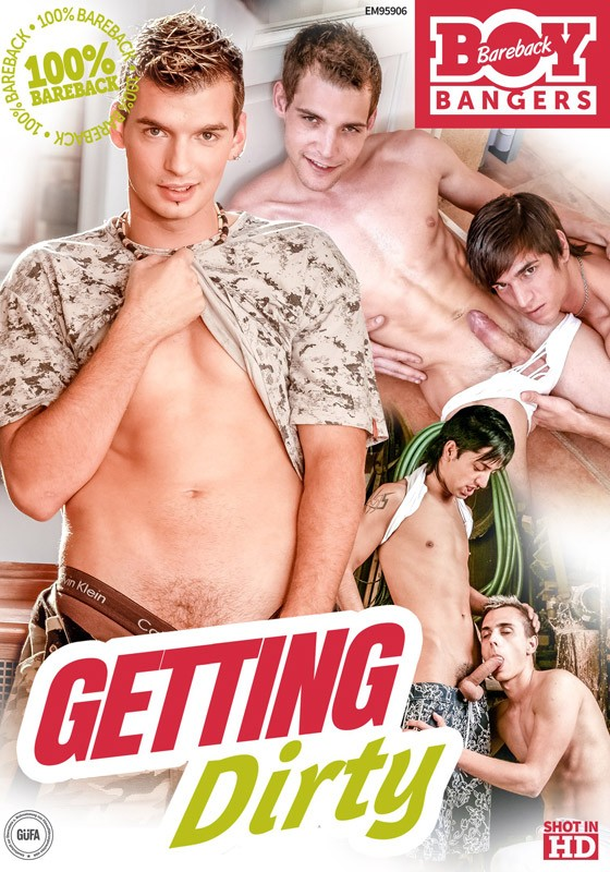 Getting Dirty DVD - Front