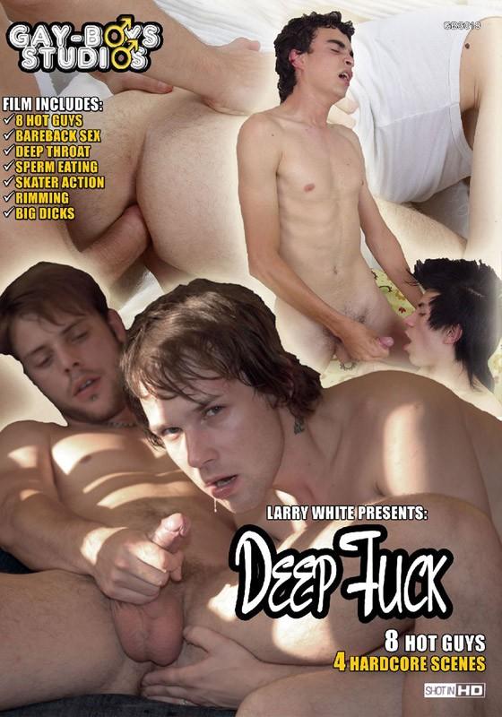 Deep Fuck (GBS) DVD - Front