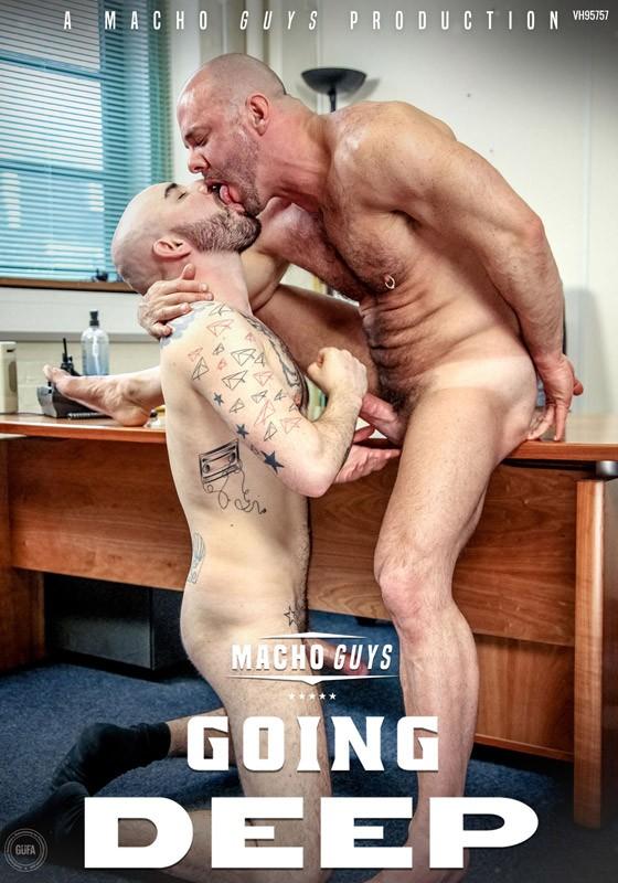 Going Deep DVD - Front
