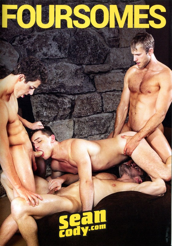 Foursomes DVD - Front