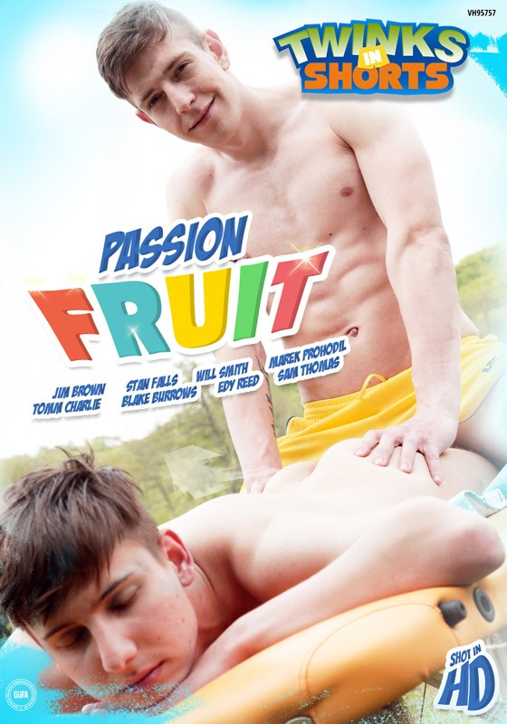 Passion Fruit DVD - Front