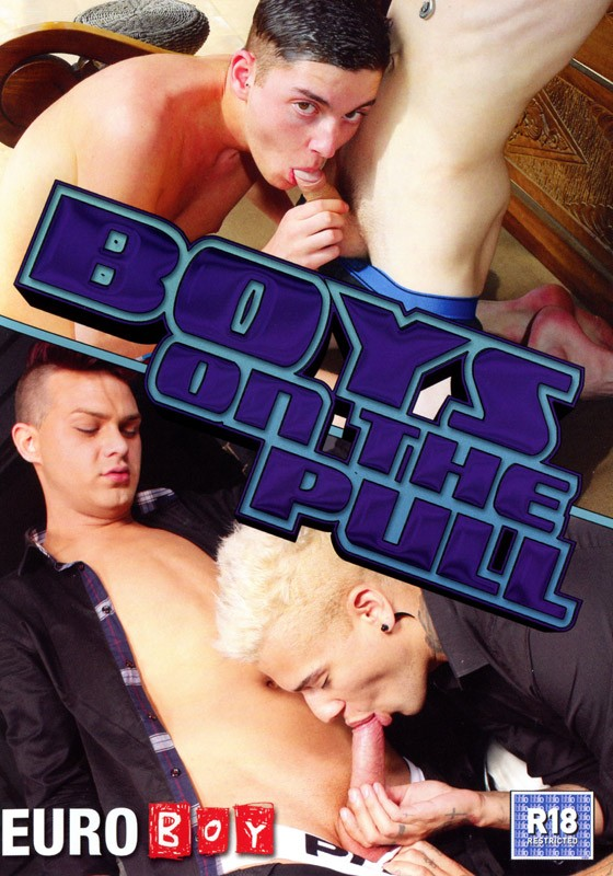 Boys On The Pull DVD - Front