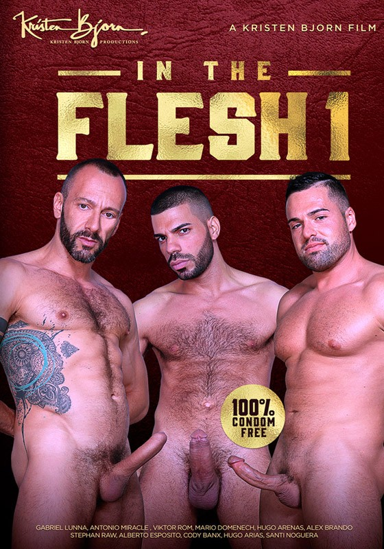 In The Flesh 1 DVD - Front