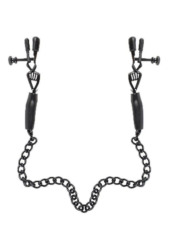 FF Nipple Chain Clamps - Front
