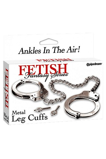 FF Metal Leg Cuffs - Gallery - 001