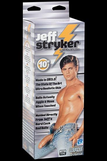 """Jeff Stryker UR3® 10"""" Ultra Realistic Cock - Gallery - 002"""