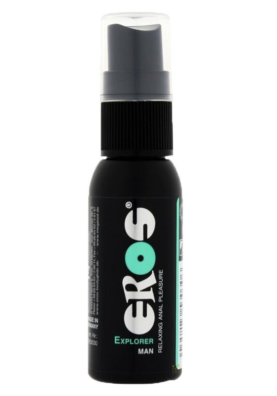 Eros Explorer Men Spray 30 ML  Intimate Care Spray - Front