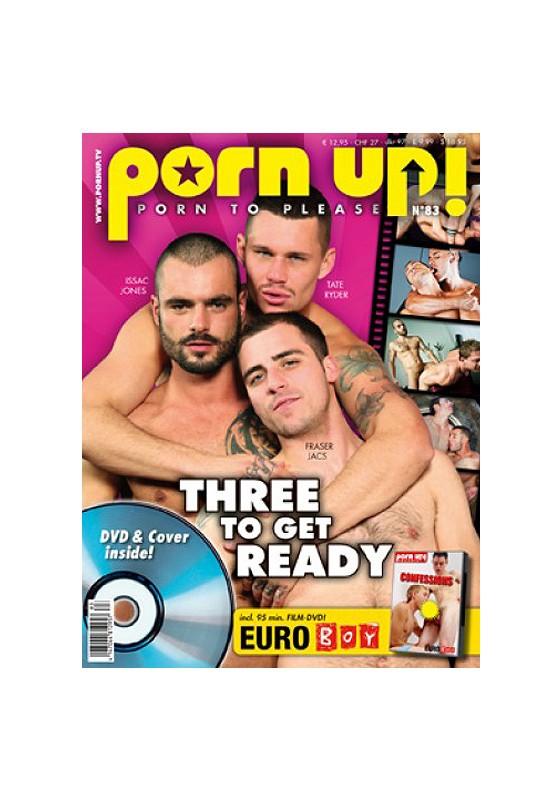 Porn Up 83 Magazine - Front