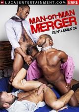 Man-on-Man Merger DVD