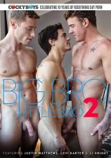 Big Bro, Little Bro 2 DVD (S)
