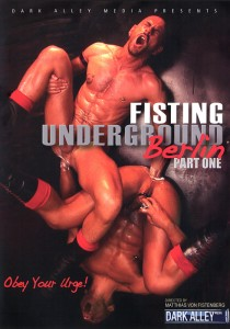 Fisting Underground Berlin part 1 DOWNLOAD