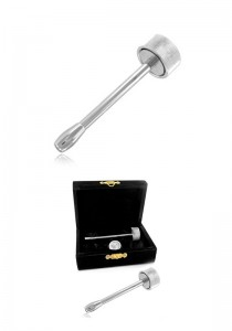 Stainless Steel Vibrating Mini Sound