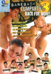 Bareback Cumparty 3 DOWNLOAD