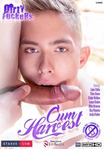Cum Harvest DOWNLOAD - Front