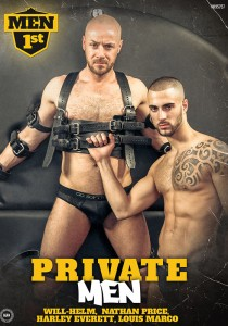 Private Men DOWNLOAD - Front
