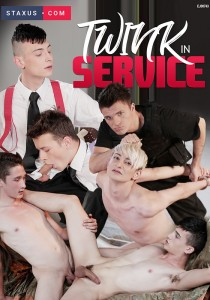 Twink in Service DVD
