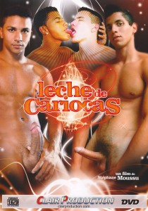 Leche De Cariocas DOWNLOAD - Front