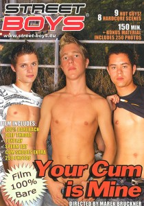 Your Cum is Mine DVD (S)