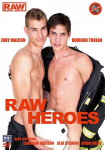 Raw Heroes DVD (NC)