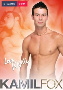 Staxus Model Collection 03: Kamil Fox DVD (NC)