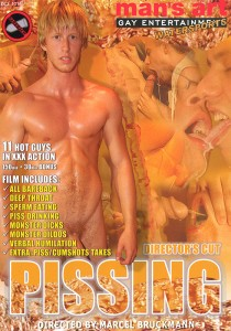 Pissing (Man's Art) DVD (S)