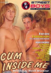 Cum Inside Me DVD (S)