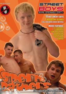 Sperm Bathers DVD (NC)