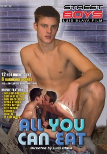 All You Can Eat DVD (S)