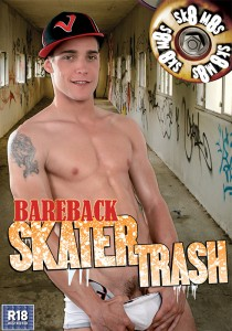 Bareback Skater Trash DVD