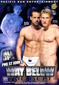 Way Below the Belt DVD (NC)