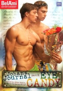 Johan's Journal part 2: Eye Candy DVD (S)
