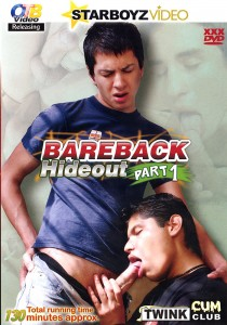Bareback Hideout part 1 DVD (NC)