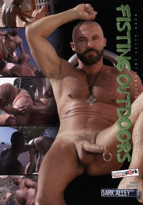 Fisting Outdoors DVD