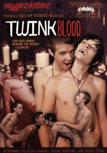 Twink Blood DVD