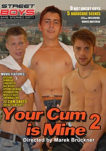 Your Cum Is Mine 2 DVD (S)