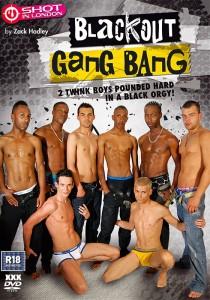 Blackout Gangbang DVDR