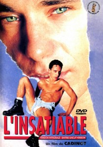 L'Insatiable DVD
